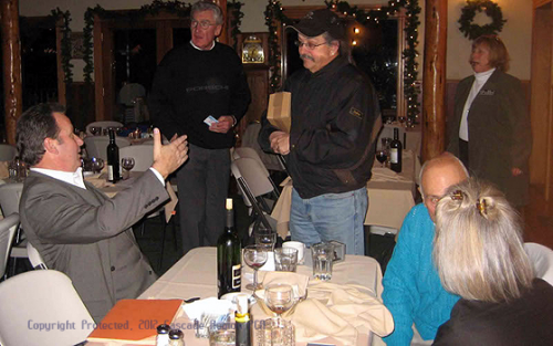 2008 Holiday Dinner