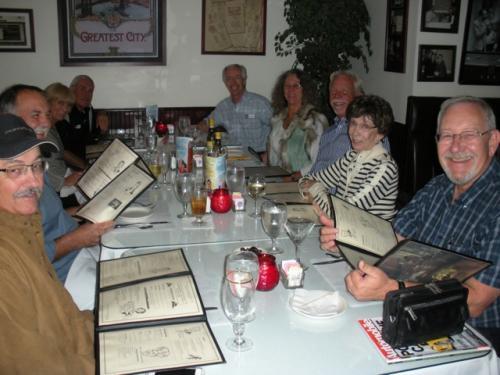 2013 Broiler Dinner