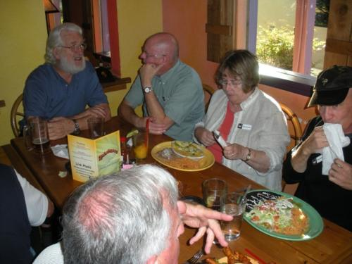 2013 Dinner at Habanero's