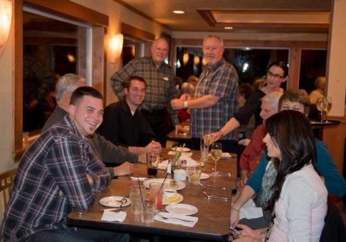 2014 Annual Dinner