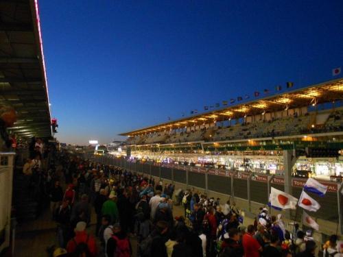 2014 Le Mans Trip