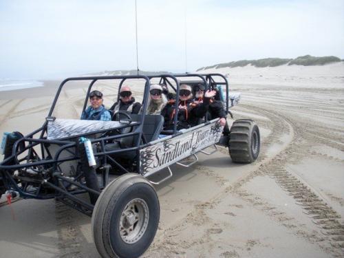 2015 Sand Rail Trip